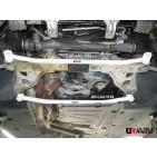 BMW 1 04-11 E87 120/130 UltraRacing Front Lower Bar 1123