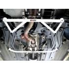 Alfa Romeo Spider GTV 2.0 UltraRacing 2-Point Mid Lower Bar