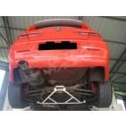 Alfa Romeo 156 UltraRacing 4-Point Rear Member Brace 935