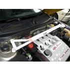 Alfa Romeo Spider GTV 2.0 UltraRacing Front Upper Strutbar