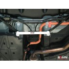 Honda Insight 09+ 1.3 UltraRacing 2Point Rear Lower Bar 1281