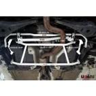Audi TTS Quattro 08+ UltraRacing Rear Lower Tiebar 988