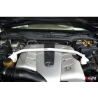 Lexus LS 430 00-06 UltraRacing 2-Point Front Upper Strutbar