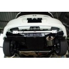 Honda CRZ ASIAN 10+ UltraRacing 2-Point Rear Torsion Bar