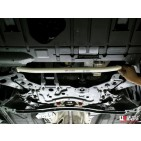 Mazda 3 MPS 09+ UltraRacing 2-Point Front Lower Tiebar 1347