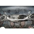 Jaguar S-Type 3.0 V6 99-08 UltraRacing Front Lower Tiebar