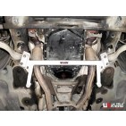 Audi A6 C6 04-11 4.2 4WD UltraRacing 4-Point Front H-Brace