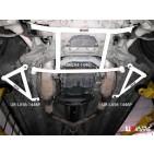 Nissan 370Z /Infiniti G37 Ultra-R 4P Front Lower Bar 1445