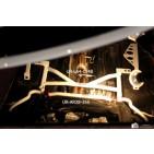 Honda Civic FD2 05+ TypeR Ultra-R 4-Point Front H-Brace