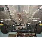 Honda Odyssey UltraRacing 2x 2-Point Front Brace