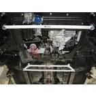 Kia Forte/Ceed/Koup 06-11 Ultra-R 4-Point Front H-Brace 758