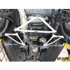 Subaru Outback 09+ Ultra-R 2x 3-Point Front Lower Bars