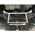 Chery A5 06+ UltraRacing 2-Point Mid Lower Brace