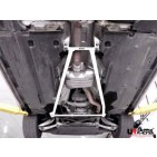 Audi A4 B8 08+ /A5 2.0T UltraRacing 4-Point Mid Lower Bar