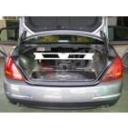 Nissan Teana 03-08 J31 UltraRacing Rear Upper Strutbar