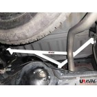 Isuzu D-Max 3.0D 02+ UltraRacing 3-Point Rear Lower Bar 1711
