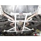 Mercedes R-Class W251/W350 07+ 3.5 Ultra-R 4P Rear Lower Bar