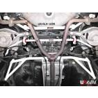 Nissan Teana 09+ J32 UltraRacing Rear Lower Tiebar 1698