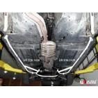 Subaru Legacy B4 03-09 2.0 Ultra-R 2x 3-Point Side Bars 1428