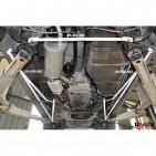 Nissan Serena/Vanette 91-01 C23 2.0 Ultra-R 2x 3P Side Bars