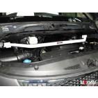 Hyundai H1 07+ 2.5D UltraRacing 2-Point Front Upper Strutbar
