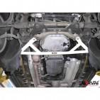 Mercedes E-Class 2.0K W212 11+ Ultra-R 4P Front Lower Brace