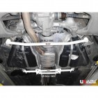 BMW 5 525 F10 10+ UltraRacing 4-Point Mid Lower Brace 1865