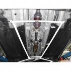 Nissan Almera 1.5 11+ UltraRacing 4-Point Mid Lower Brace