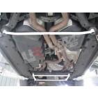 Audi Q7 4.2 08+ UltraRacing 2-Point Rear Lower Tiebar 866