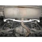 BMW X6 E71 08+ UltraRacing 4-Point Rear Lower Brace
