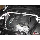 BMW 5 525 F10 10+ UltraRacing 2-Point Front Upper Strutbar