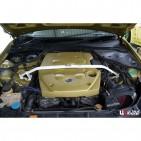 Nissan Skyline V35 2.5 01+ Ultra-R 2P Front Upper Strutbar