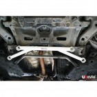 Honda Jazz Hybrid 1.3 10+ UltraRacing 4-Point Front H-Brace