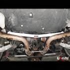 Jaguar XJ X351 5.0 09+ UltraRacing 2P Rear Lower Bar 2153