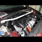 Peugeot 308 1.6T 07+ UltraRacing 2P Front Upper Strutbar