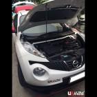 Nissan Juke 10+ UltraRacing 2-Point Front Upper Strut Bar