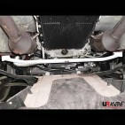 Jaguar XJL 5.0 12+ UltraRacing 2-Point Front Lower Brace