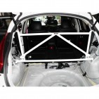 Nissan Juke 10+ UltraRacing 4-Point C-Pillar Cross Bar 2833