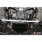 Porsche Cayman 981 14+ UltraRacing 2-Point Rear Lower Brace