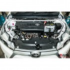 Toyota Yaris 10+ XP13  UltraRacing 2P Front Upper Strut Bar