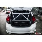 Toyota Yaris 10+ XP13  UltraRacing 4-Point Rear Cross Brace