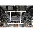 Kia Picanto 11+ UltraRacing 4-Point Front Lower Brace 2209