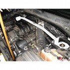 Chrysler 300C V6 05-10 UltraRacing 2P Front Upper Strut Bar
