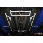 Renault Koleos 07+ UltraRacing 2x3P Floor Bars 1231